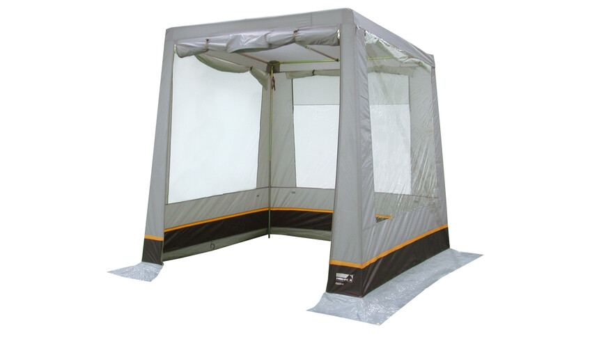 High Peak Cucina party tent grijs